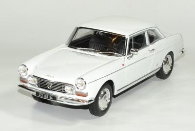 Peugeot404 coupe blanc 1967 norev 1 18 autominiature01 3