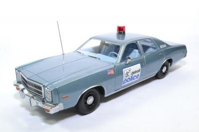 Plymouth fury police de Detroit le flic de Beverly hills