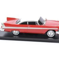 Plymouth fury christine evil version nuit 1 43 greenlight autominiature01 86575 3