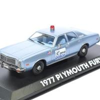 Plymouth fury detroit police 1977 greenlight 1 43 autominiature01 86565 1