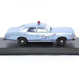 Plymouth fury detroit police 1977 greenlight 1 43 autominiature01 86565 3