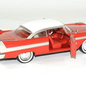 Plymouth fyry 1958 christine 1984 1 24 greenlight autominiature01 4