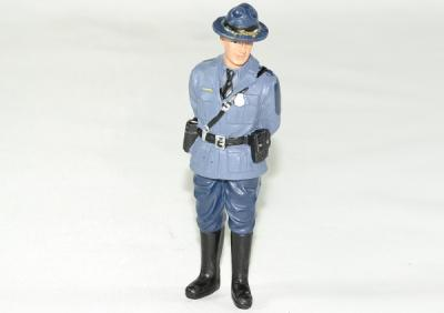 Figurine Graig police d'état US