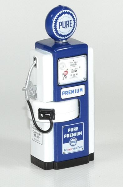 Pompe essence gasoline 1948 greenlight 1 18 autominiature01 1