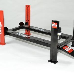 Pont elevateur accessoire 1 18 dodge greenlight autominiature01 1