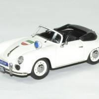 Porsche 356 a cab polizei 1 43 schuco autominiature01 1