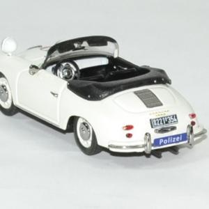 Porsche 356 a cab polizei 1 43 schuco autominiature01 2