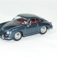 Porsche 356 a coupe bleu 1 43 schuco autominiature01 1
