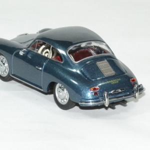 Porsche 356 a coupe bleu 1 43 schuco autominiature01 2