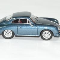 Porsche 356 a coupe bleu 1 43 schuco autominiature01 3