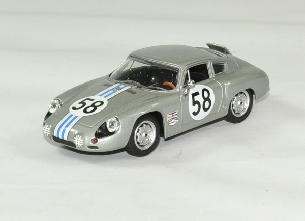Porsche 356 b 1963 carrera abarth sebring 58 cassel best autominiature01 1