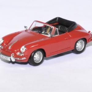 Porsche 356 cararama 1 43 autominiature01 1