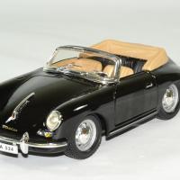 Porsche 356b 1961 cabrio 1 24 bburago autominiature01 1