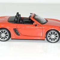 Porsche 718 boxter orange 1 24 bburago autominiature01 3