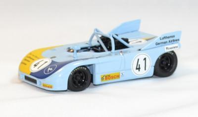 Porsche 908 1972 Nurburgring #41 Jost
