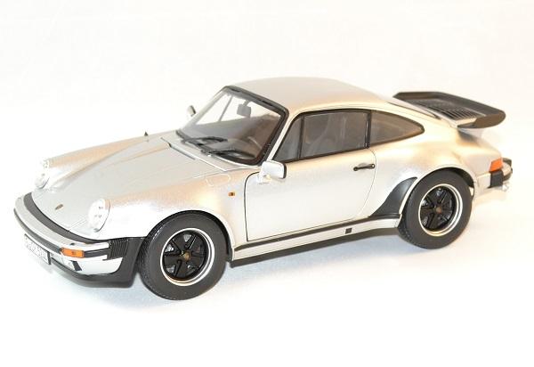 Porsche 911 3 3 argent 1977 norev 1 18 autominiature01 1