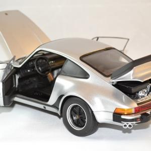 Porsche 911 3 3 argent 1977 norev 1 18 autominiature01 3