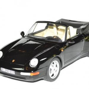 Porsche 911 carrera 1993 1 18 norev cabrio autominiature01 1