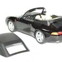 Porsche 911 carrera 1993 1 18 norev cabrio autominiature01 2