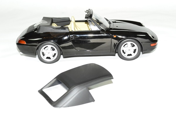 Porsche 911 carrera 1993 1 18 norev cabrio autominiature01 3