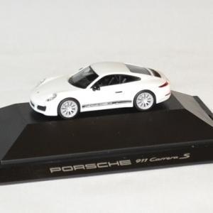 Porsche 911 carrera 2s 2016 herpa 1 43 101967 autominiature01 1