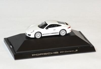Porsche carrera 2S blanche 2017