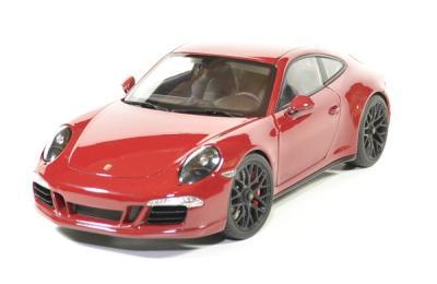 Porsche 911 Carrera Gts Coupe rouge