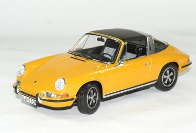 Porsche 911 E targa orange 1969