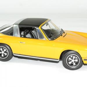 Porsche 911 e targa orange 1969 norev 1 18 autominiature01 3