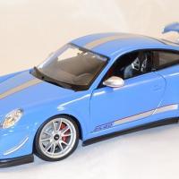 Porsche 911 gt3 rs 4 0 1 18 bburago www autominiature01 com 1