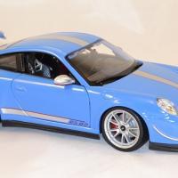 Porsche 911 gt3 rs 4 0 1 18 bburago www autominiature01 com 3