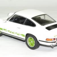 Porsche 911 rs blanc 1973 norev 1 18 autominiature01 2