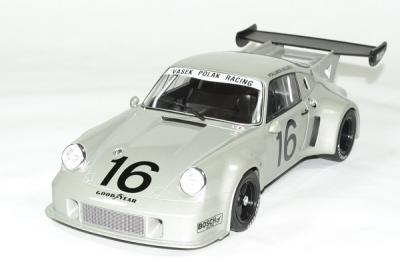 Porsche 911 RSR Turbo Mid Ohio 3 heures 1977