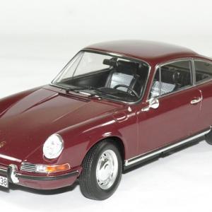 Porsche 911 t rouge 1969 norev 1 18 autominiature01 1