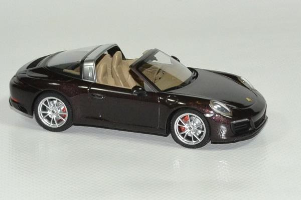 Porsche 911 targa 4s herpa 1 43 autominiature01 3