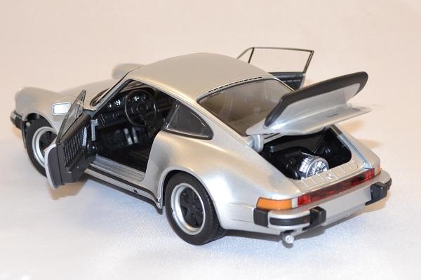 Porsche 911 turbo 3 0 1974 welly 1 24 autominiature01 3