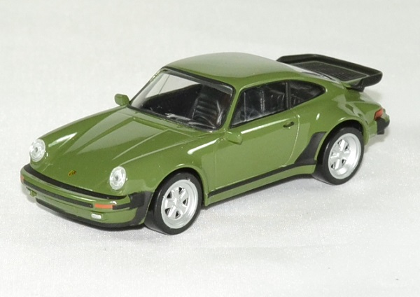 Porsche 911 turbo 3 3l norev 1 43 jet car autominiature01 1