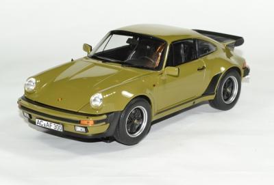 Porsche 911 3,3 verte olive 1977