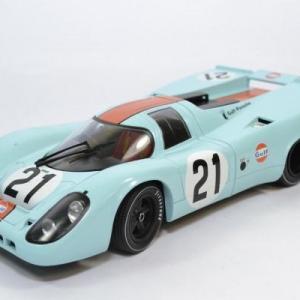Porsche 917K Gulf 24H du mans 1970 #21 rodriguez  kinnunen