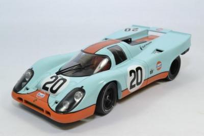 Porsche 917K Gulf 24H du mans 1970 #20