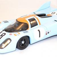 Porsche 917 k test 24h mans 18 1 norev 1 18 187582 autominiature01 com 1