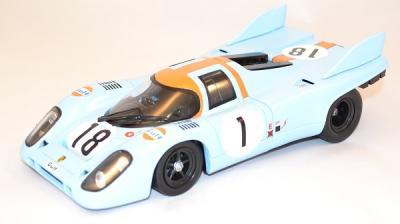 Porsche 917 K Test 24H du Mans #18 #1 miniature Norev 1/18 NOR187582