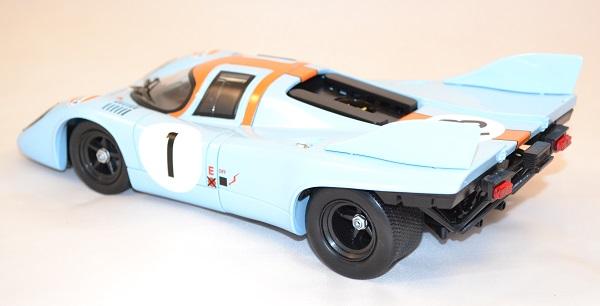 Porsche 917 k test 24h mans 18 1 norev 1 18 187582 autominiature01 com 2