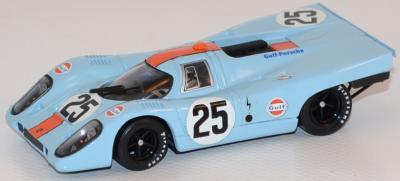 Porsche 917K #25 1000km Spa 1970 Jwa Gulf