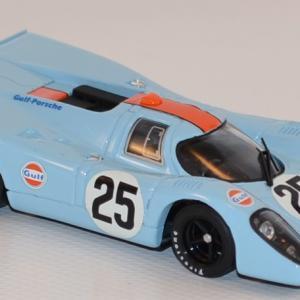 Porsche 917k 1970 jwa gulf spa 1 43 brumm autominiature01 com brur556 2