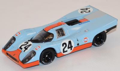 Porsche 917K #24 1er 1000km de Spa 1970