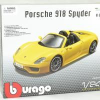 Porsche 918 spyder kit a monter 1 24 bburago autominiature01 1