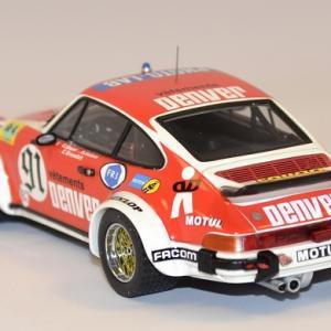 Porsche 934 le mans 1980 bussi ixo 1 43 autominiature01 com 2