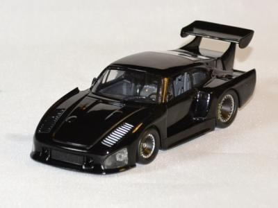 Porsche 935 K3 de 1980 noire