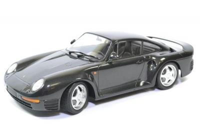 Porsche 959 Grey metallic 1987